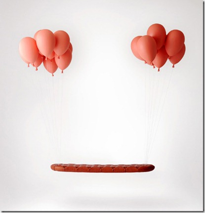Balloon-bench